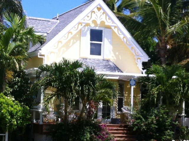 Hope Town, Abaco, Loyalist Cottage